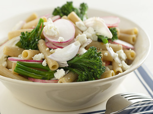 Heart Healthy Recipe Whole Wheat Pasta